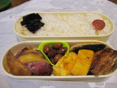 お弁当20100212