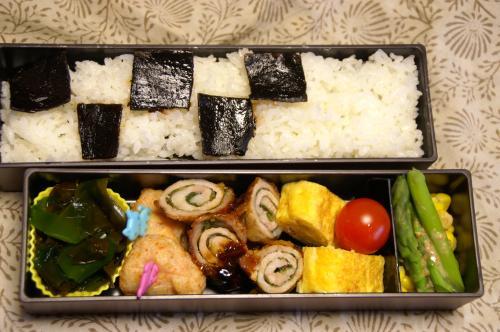 お弁当20100222