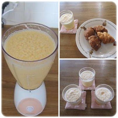 ミルクセーキ