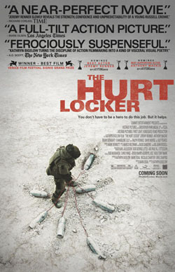 2The Hurt Locker