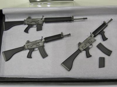 1/6 AR-18/AR-18S