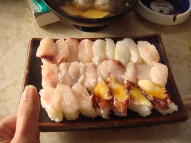 10円寿司②