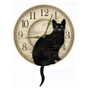 Cat_Tail_Pendulum_Clock