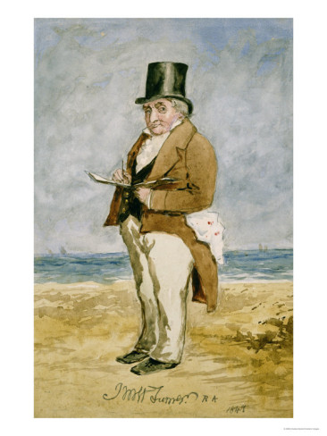 Turner Portrait