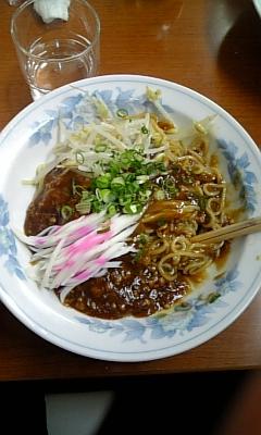 ザージャン冷麺