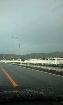消えない虹