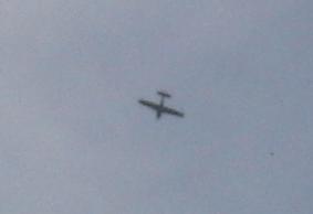 あっ飛行機!.JPG