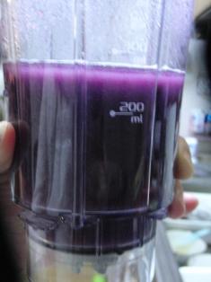 紫芋(100G)ジュース.JPG