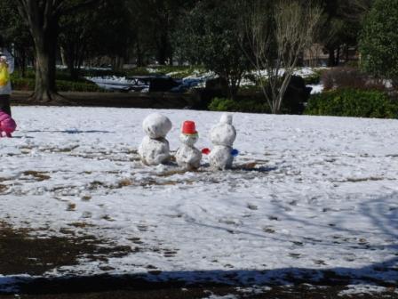 ここにも雪だるま.JPG