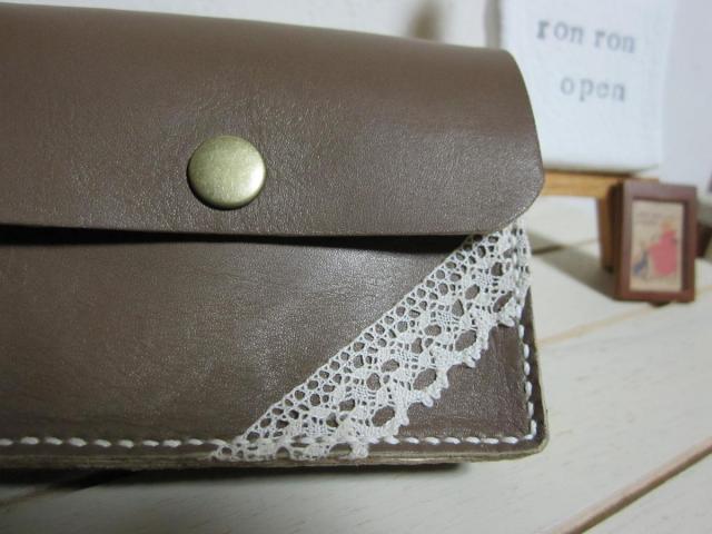 革のカードケース1-1