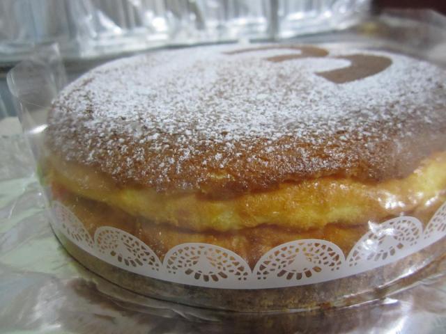 お誕生日チーズケーキ1