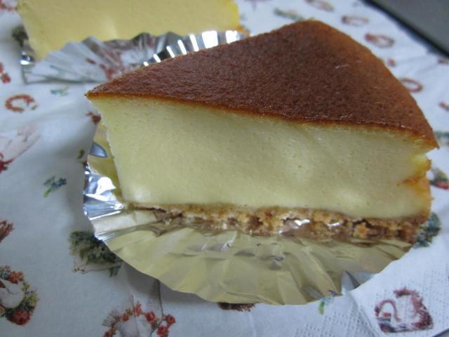 チーズケーキ20100427