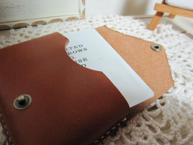 アンティーク風カードケース4-3