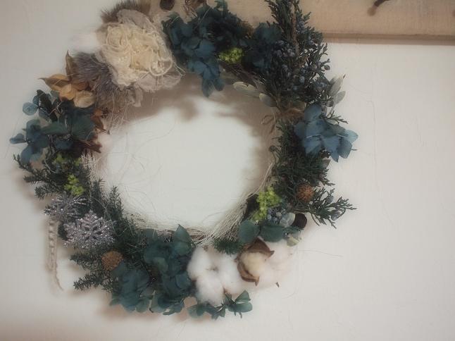 2010.クリスマスリース5