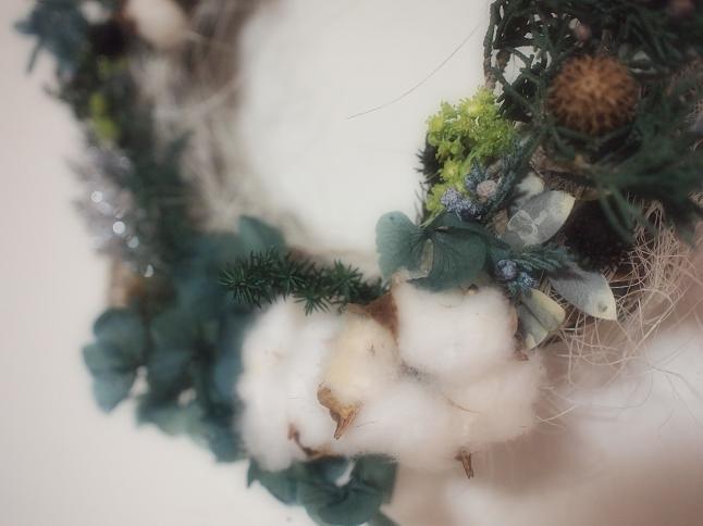 2010.クリスマスリース1
