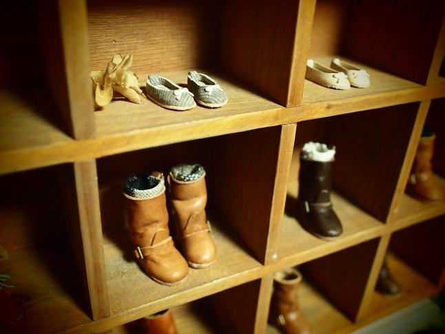 puti靴ディスプレイ2