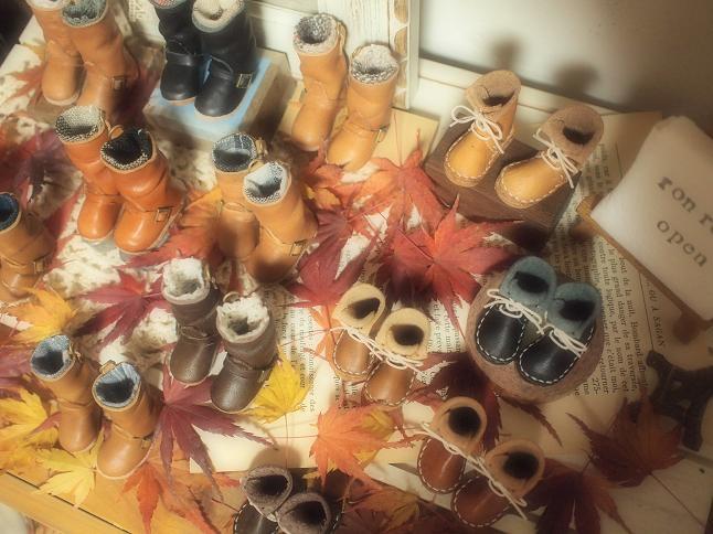 puti ショートブーツ9~18.ブーツ15~30-1