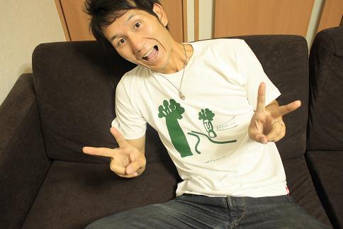 ABTシャツ