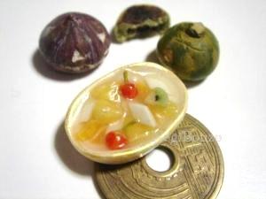 杏仁豆腐とかぼちゃ達◎