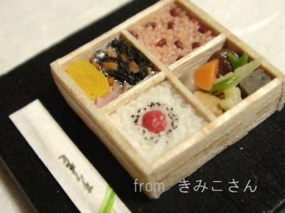 Sプレゼント・お弁当A