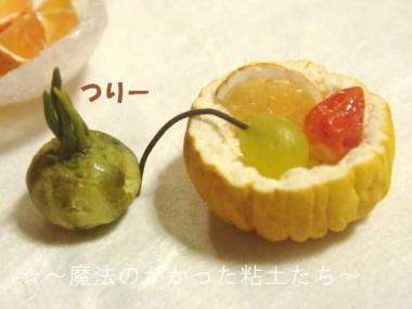 オレンジ&フルーツ&豆かぼちゃ3