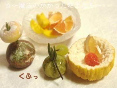 オレンジ&フルーツ&豆かぼちゃ4