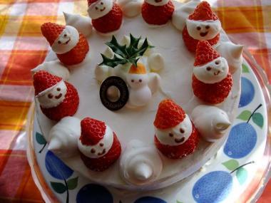 X'mas-cake☆