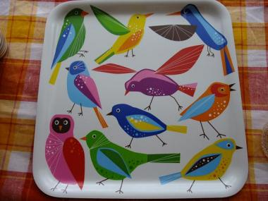 IKEA bird tray