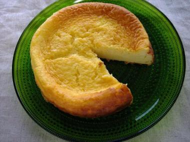 baked cheese cake×kastehelmi