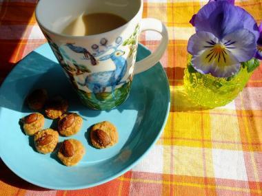 cookie&tea!