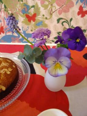 almond-cake×kastehelmi
