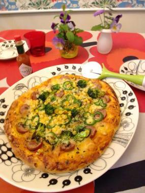 pizza×paratiisi