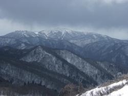 武奈ヶ岳景色