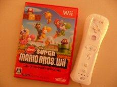 スーパーマリオブラザーズ・Wii