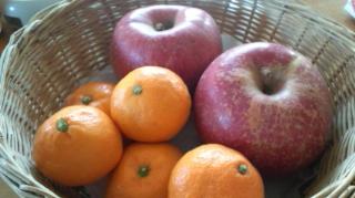 りんごみかん