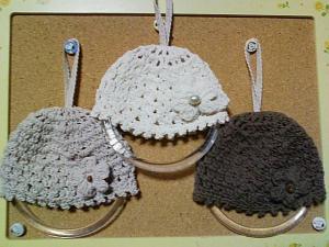 タオルハンガー3種