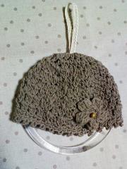 タオルハンガー茶色