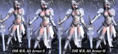 DSR W.R. Alt Armor