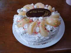 誕生日ケーキ37