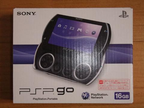 PSP go ①