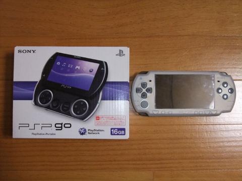 PSP go ③