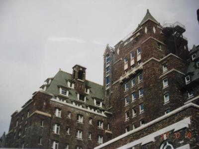 バンフ・スプリングス・ホテル3