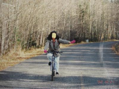 バンフ・サイクリング