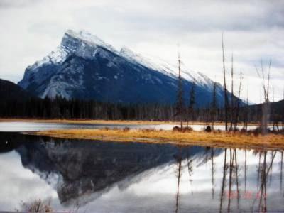 バーミリオン湖&ランドル山