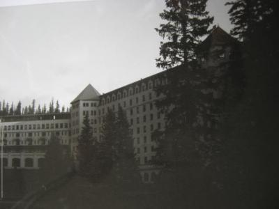 シャトー・レイク・ルイーズ・ホテル