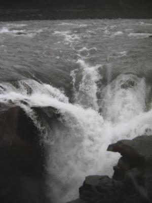 アサバスカ滝2