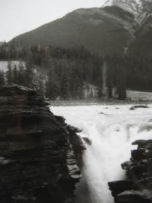 アサバスカ滝3