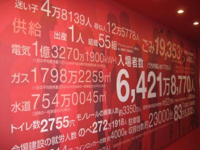 EXPO70 赤い壁1
