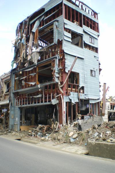 400×600建物崩壊