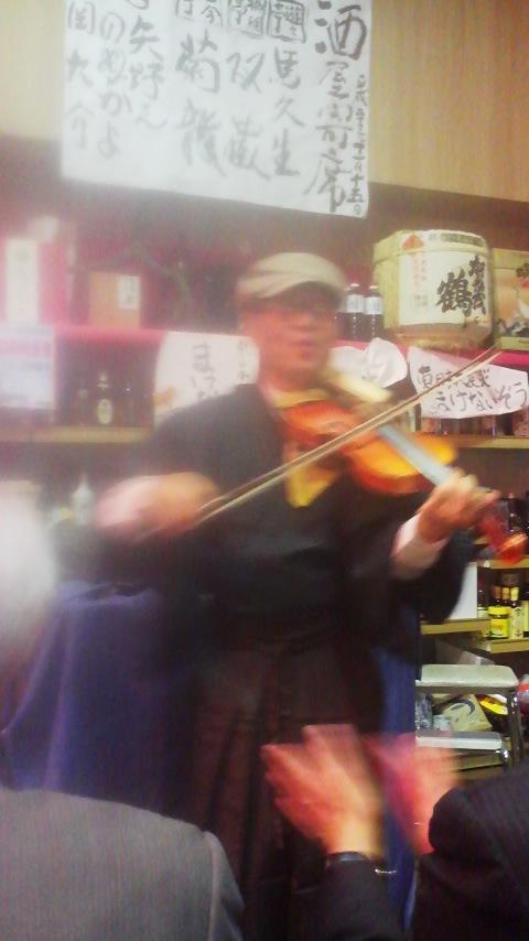 バイオリン演歌
